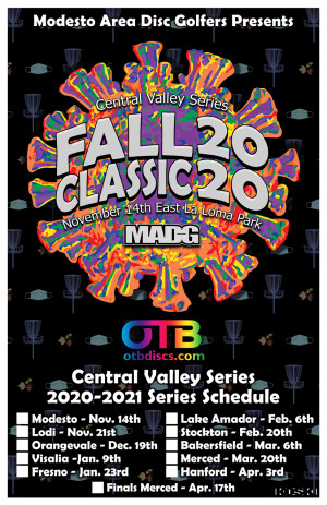 MODESTO FALL CLASSIC PRESENTED BY DGA graphic