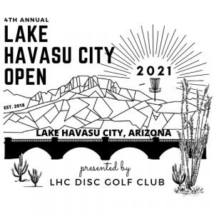 4th Annual Lake Havasu City Open graphic