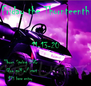 Friday the Thornteenth graphic