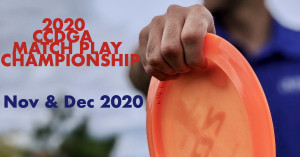 CCDGA 2020 Match Play Championship (**multi-week local event**) graphic