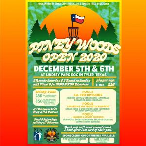 Piney Woods Open graphic