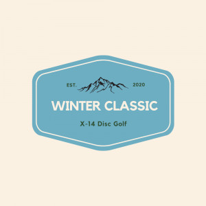 The X-14 Winter Classic graphic