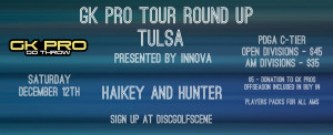 GKPro Tour Round Up - Tulsa graphic