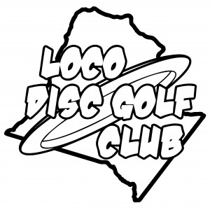 2021 LoCo Disc Golf Club Membership Drive graphic
