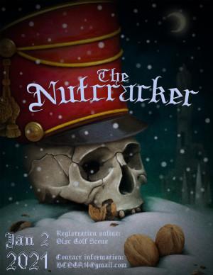 "The Nutcracker - ""FORE""th Annual graphic"