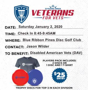 Veterans For Vets Presented by Twin Town Events graphic