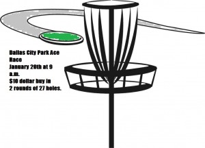 Dallas City Park Ace Race graphic