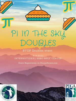 Pi in the Sky Doubles graphic