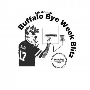 4th Annual Buffalo Bye Week Blitz (MPO, MA1, Mixed Open) graphic