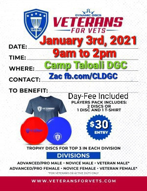 Cherryland's 2021 Veterans for Vets / Marion Polk Food Share Fundraiser graphic