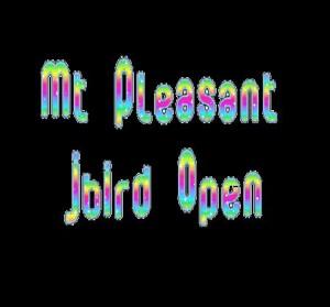 Mt. Pleasant Jbird Open Day 2 (MPO, FPO, MPG, MA2, MA4, FA1, FA2) graphic