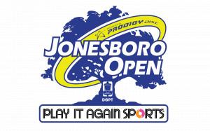 Jonesboro Open VOLUNTEER Sign Up graphic