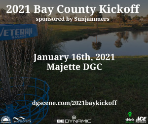 2021 Bay County Kickoff Sponsored by Sunjammers graphic