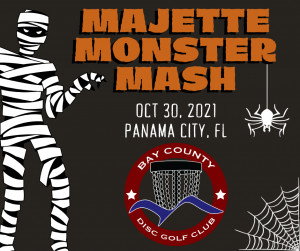 2nd Annual Majette Monster Mash graphic