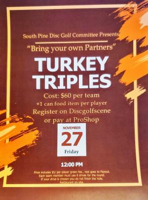 Turkey Triples graphic