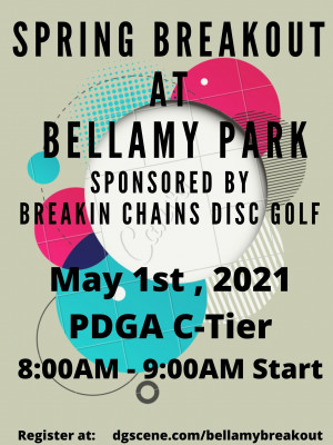 Spring Breakout At Bellamy graphic