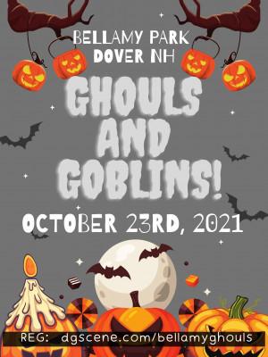 Bellamy Ghouls & Goblins graphic