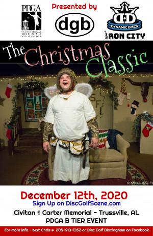 DGB Christmas Classic graphic
