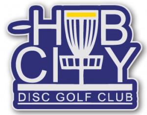 2021 Hub City Disc Golf Club Membership graphic