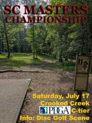 SC Masters Championship graphic
