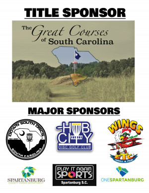 Hub City Halloween Open sponsored by The Great Courses of South Carolina graphic