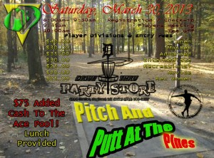 Pitch & Putt @ The Pines graphic
