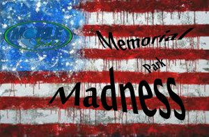 Memorial Park Madness graphic