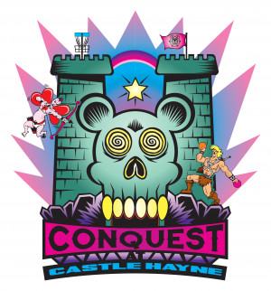 The Conquest at Castle Hayne graphic