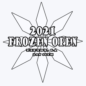 The 2021 Frozen Open Powered by Prodigy graphic