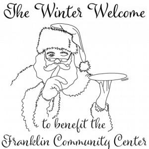 Winter Welcome 3; Secret Santa graphic