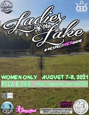 Ladies of the Lake graphic