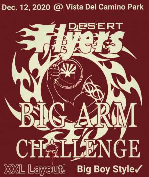 Big Arm Challenge graphic