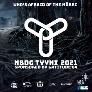 NBDG Tyyni sponsored by Latitude 64 graphic