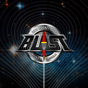 2021 Rocket City Blast graphic