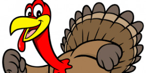 Happy Thanksdiscing - Part 1 graphic