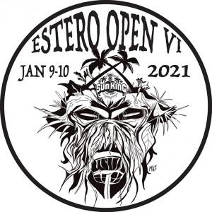 Sun King/EDGC present The Estero Open VI graphic