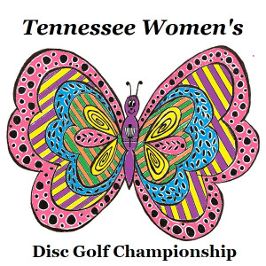 Tennessee Women's Disc Golf Championship graphic