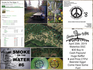 Smoke On The Water #9 graphic