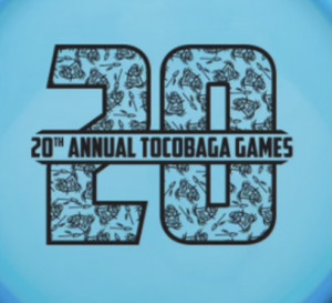 2021 TOCOBAGA GAMES graphic