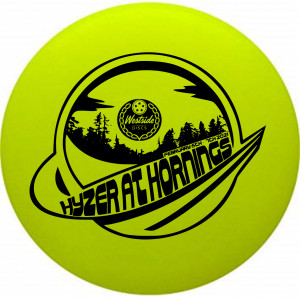 Columbia Cup: Hyzer at Horning's Sponsored by Westside Discs graphic