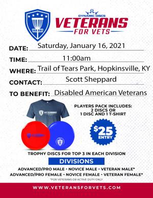 Veterans for Vets - Hopkinsville graphic