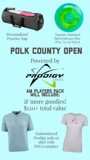 Polk County Open Powered by Prodigy graphic