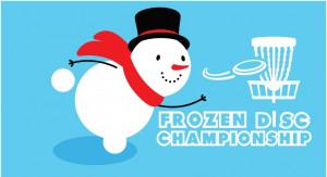 Frozen Disc Doubles Championship graphic