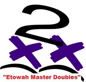 """Etowah Masters Doubles"" graphic"