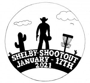 Shelby Shootout Ignited by Nashville Disc Golf Store graphic