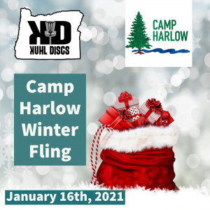 Camp Harlow Winter Fling graphic