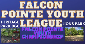 Falcon Pointe Youth League Presents - The 1st Annual Falcon Ponte Youth League Championship graphic