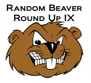 Random Beaver Round Up IX graphic