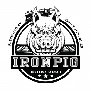 The Iron Pig 2021 - Presented by Smoky Mountain Discs graphic