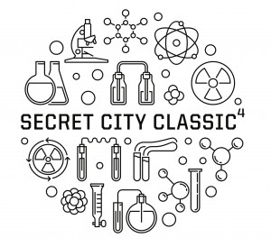 Secret City Classic⁴ - Presented by Smoky Mountain Discs - Day 1 - Pro, Adv, Int, MA40 graphic